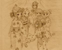 Art Exchange: for luckynyan4 by ryocutema
