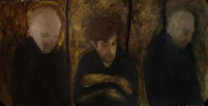 Three Men by ellatimney