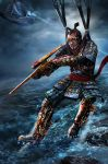 Knight of Cups by brass-and-steam