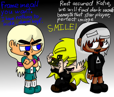 So...Tanya's First Opponent by KidsAndKittehs