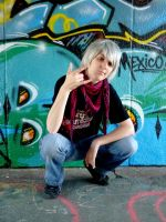 Casual Prussia by Ellyana-cosplay