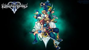 kingdom hearts by nitz1401
