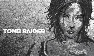 Tomb Raider Grunge by coidragon