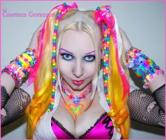 . kandi kid kountess . by Countess-Grotesque