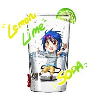 Lemon-Lime Soda by Lo-wah
