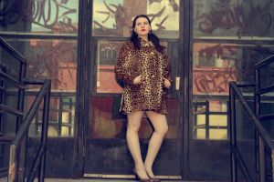 Vintage in the city by kaytealine