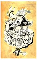 Stormy Weather by MrWorks