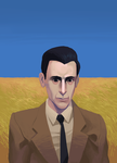 J. D. Salinger by BigBlow