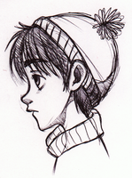 stan marsh by Kayotics