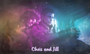 ~Chris and Jill (Remake)~ by xJillValentinex