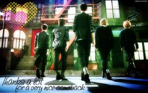 SHINee Hello comeback by yidmilan