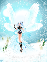 Snow Angel +Hope Dimentix+ by Bloom2