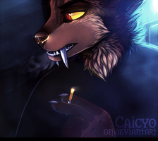 dont let the dead bite by Caicyo