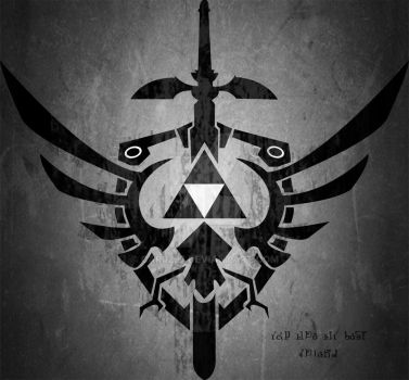 TRIFORCE Poster by car0297