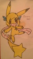 .:Electro Ball:. by MusicallyMeowstic