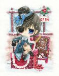 Waiting - Ciel by tho-be