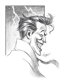 Love that Joker by LostonWallace