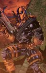 Deathstroke by ArtToroArtServices