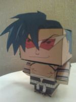 Kamina Cubee Finished by rubenimus21