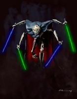 General Grievous by sdewey7