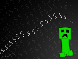 Creeper by tinybackpack
