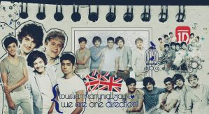 One Direction Wallpaper by amazing25