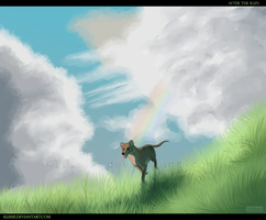 After the Rain by Klissie