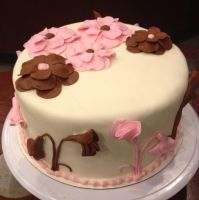 Floral brithday by simplysweets