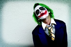 THE JOKER by EMLIV