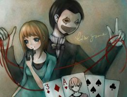 Liar game by luccia