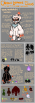 CANDLE DEMON [information sheet] by isopedia