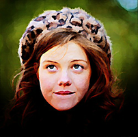Georgie Henley by a-harmon