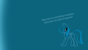 Why Wait? -Wallpaper- by GoodStNero