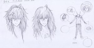 More of Dev Pierre's sketches by TheAwesomeAki-kun