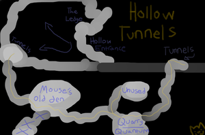 Hollow Tunnel Systems by TwilightthePony23