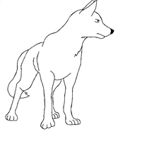 ginga lineart 43 by lineart4you