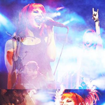 Hayley Williams Blend by WithRamona