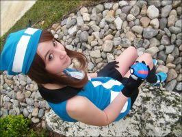 Megacon: Pokemon Trainer by TradaOfAlkmar