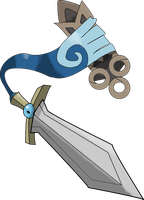 Honedge (Unsheathed Version)