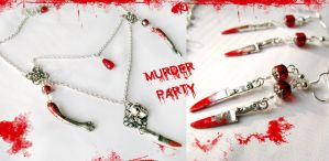Murder Party by Verope