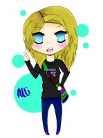 Gift: Alli by Kaletic