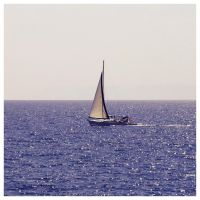 Lonely sailor by kiynley