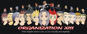 Organization XIII by lost-in-this-world