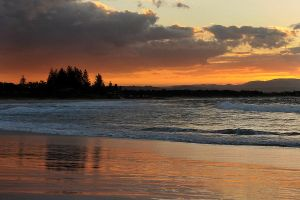 Byron Bay gold 2 by wildplaces