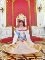 Her Imperial Highness by Wiki-chan90