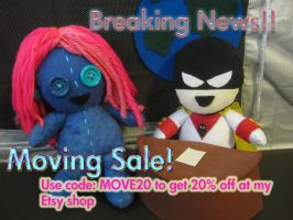 Moving Sale!! by Rei2jewels