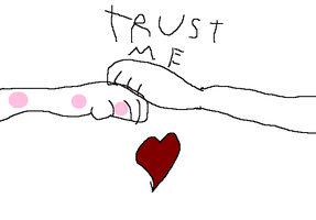 trust me collab by stephany-evil
