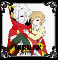 GhiraLink - cover chapter 1 by TsurakiMichaelis