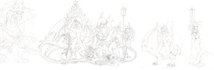 Christmas Group photo by Joel-Swedish-Dragon