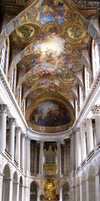 Versailles Cathedral by SeeminglyCaptivating